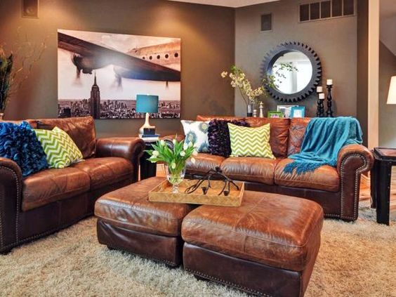 Gardens Eclectic Living Room And Television On Pinterest