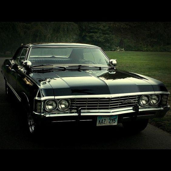 Happy Birthday #Supernatural  Chevrolet Impala