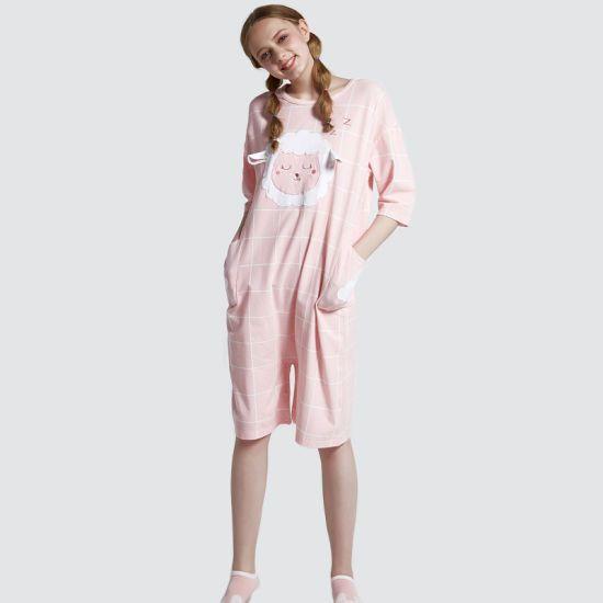 Merry Style Pijama Entero Una Pieza Ropa de Cama M10-175