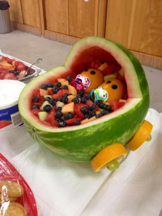 more baby shower fruit twin babies fruit salads fruit salads twin baby