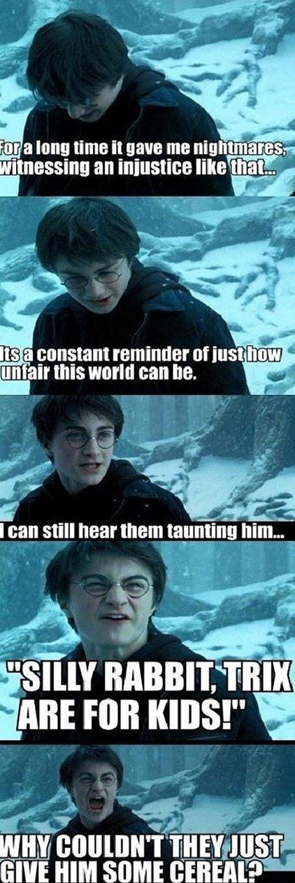 Funny Meme Harry Potter : Harry potter meme funny joke trix are