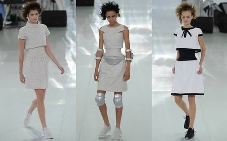 Chanel Haute Couture spring/summer 2014 in pictures - Telegraph