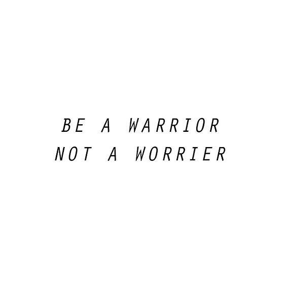 Be a warrior lamimicollection love instadaily instagood quotes quoteoftheday wordofwisdomhellip