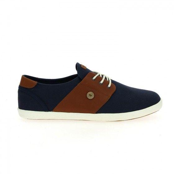 Tennis homme bleu FAGUO CYPRESS 13 - Bessec-chaussures.com