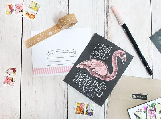 Snail Mail Inspiration Hand Lettering Art Snail Mail Letter Art