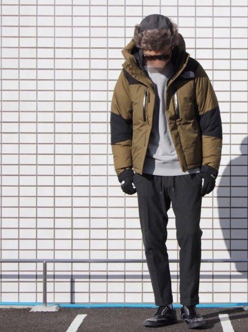 HeRo|THE NORTH FACEのダウンジャケット/コートを使った