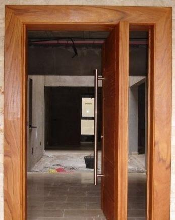 Puerta pivotante pedro pinterest puertas y b squeda for Puertas pivotantes madera
