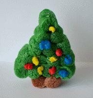 weihnachtsbaum aus playmais bzw fischer tips basteln. Black Bedroom Furniture Sets. Home Design Ideas
