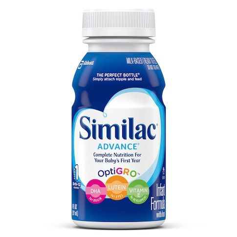 Similac Advance Optigro Baby Formula Baby Food Recipes Milk