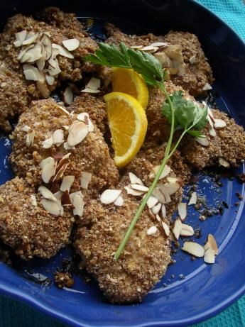 Almonds, Almond chicken and Chicken on Pinterest