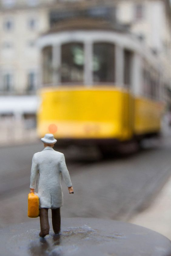 Lisboa tramway