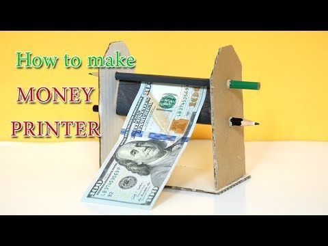 How To Make Magic Money Printer