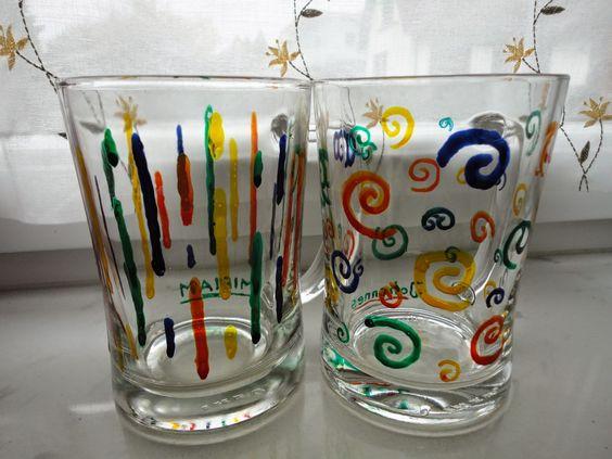 Einfach-Natürlich-Glücklich: Mal was aus Glas