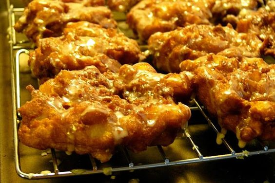 America's Test Kitchen Apple Fritters.