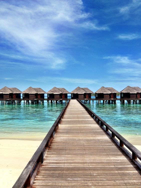 Maldives fingers crossed our holiday destination :)