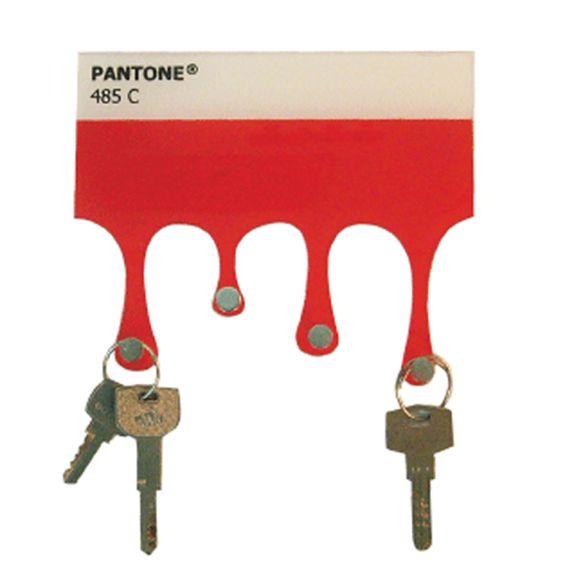 #Pantone Key Holder