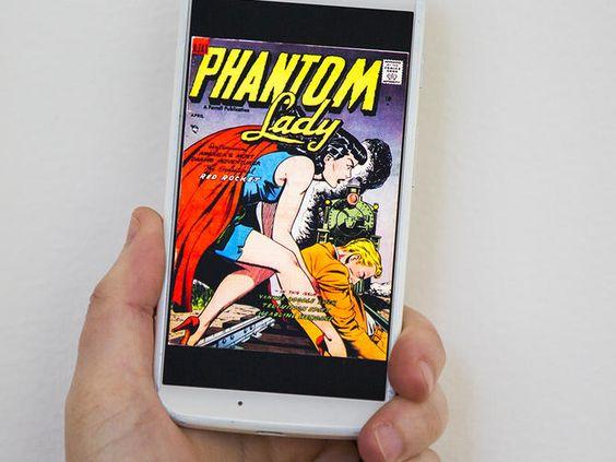 Digital comics: Welcome to the club