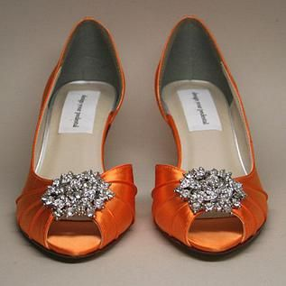 DIY Wedding Planning | Orange Wedding Palette #orangewedding