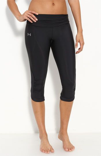 These are the best workout capris Under Armour 'Shatter' Capris ...