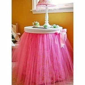 Tables pi ces de monnaie and pastel on pinterest - Deco chambre petite fille princesse ...