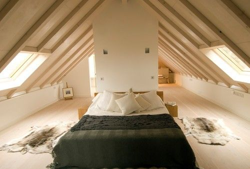 Foto Von Jamie Falla Architektur Zeitgenossischeren Dachboden