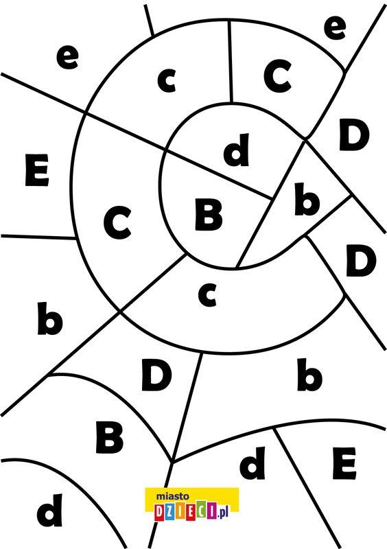 Darmowy Szablon Edukacyjny Literka C Znajdz Litere C W Miescie Dzieci Znajdziecie Takze Inne Arkusze Do Druku Z Cyframi I Literami Do Na Kids Rugs Kids Cards