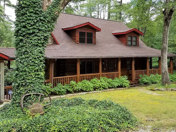 Cabin Vacation Rental In Sapphire, North Carolina, United States Of America  From VRBO.