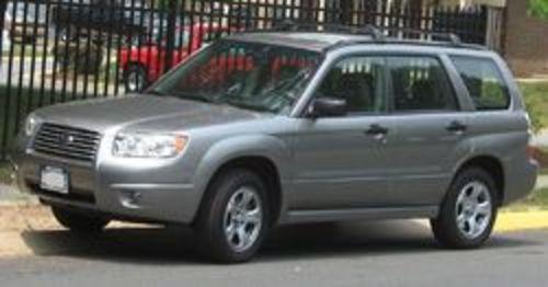Subaru Forester Service Manual 2003 2004 2005 2006 2007 Online Subaru Forester Subaru Repair Manuals