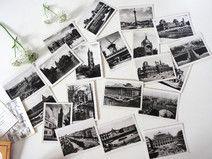 Vintage Fotoserie Paris