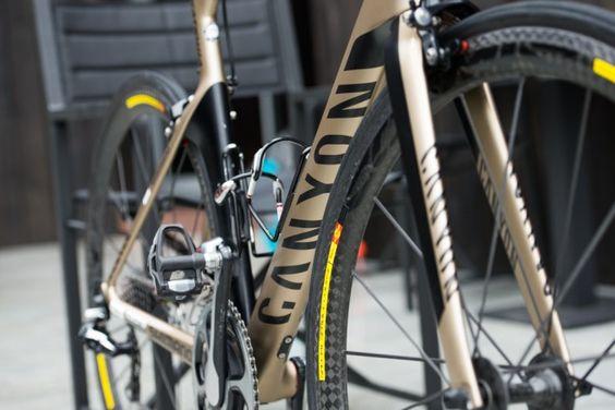 Pro Bike: Alexander Kristoff's Canyon Aeroad CF SLX - VeloNews.com