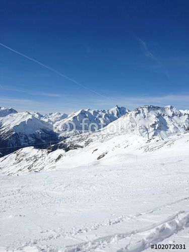 #Skiing In #Heiligenblut #Carinthia #Austria With #View To #Grossglockner 3.798m @fotolia #fotolia @fotoliaDE #nature #landscape #winter #season #panorama #bluesky #colorful #holidays #travel #vacation #sightseeing #mountains #outdoor #wonderful #beautiful #stock #photo #portfolio #download #hires #royaltyfree