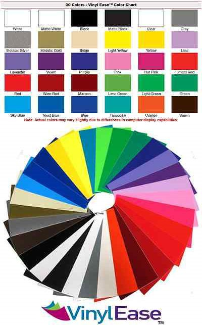 Wholesale Lots 45074 5 Rolls Of 12 In X 10 Ft Permanent Sign Craft Vinyl Upick From 30 Colors V0302 Buy It Now Only Vinyl Crafts Vinyl Signs Cricut Vinyl