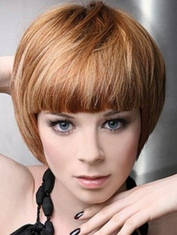 2012 Trendy Short Hairstyle