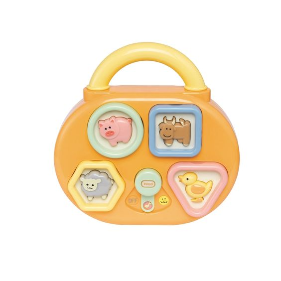 Musical Shape Sorter - Tolo Baby - Products - Tolo toys