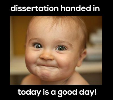 Dissertation today