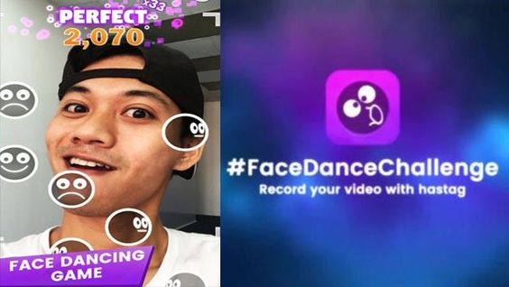FaceDance Challenge