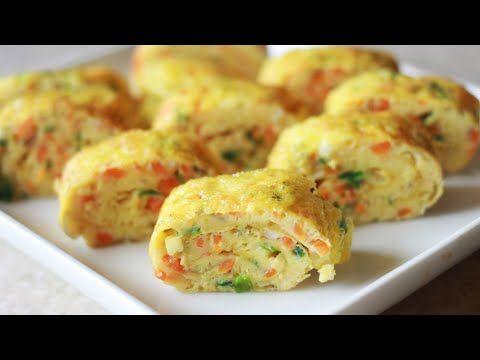 Telur Dadar Untuk Sarapan Pagi Youtube Sarapan Makanan Dan Minuman Telur Dadar