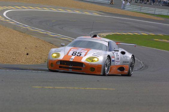 Spyker C8-12R Le Mans