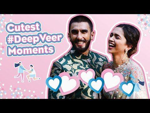 Youtube Deepika Ranveer Ranveer Singh Deepika Padukone