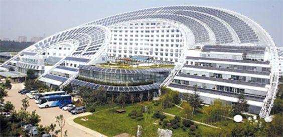 Resultado de imagen de energía solar fotovoltaica en edificios