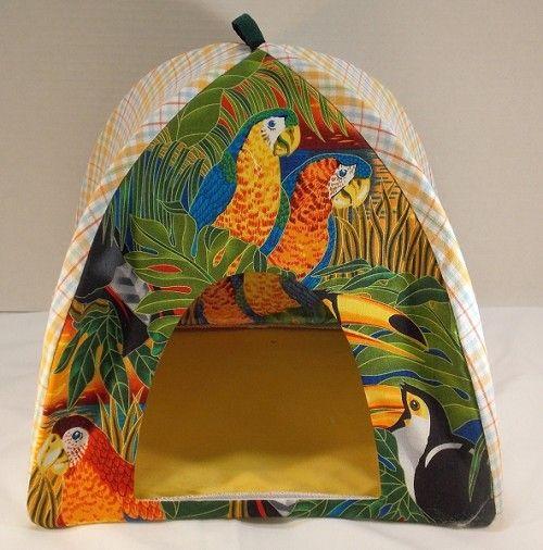 Medium Bird Haven Pet Tent