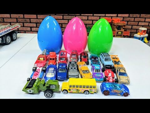 Pictures Of Toy Cars And Trucks