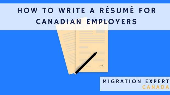 Trump Effectu0027 boosts international student enrolment in Canadian - how to write a resume in canada