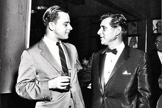 Stephen Sondheim and Leonard Bernstein (c. 1965)    Stephen Sondheim, 18th Annual Inge Fest honoree
