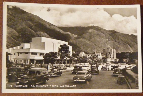 CARACAS 1954