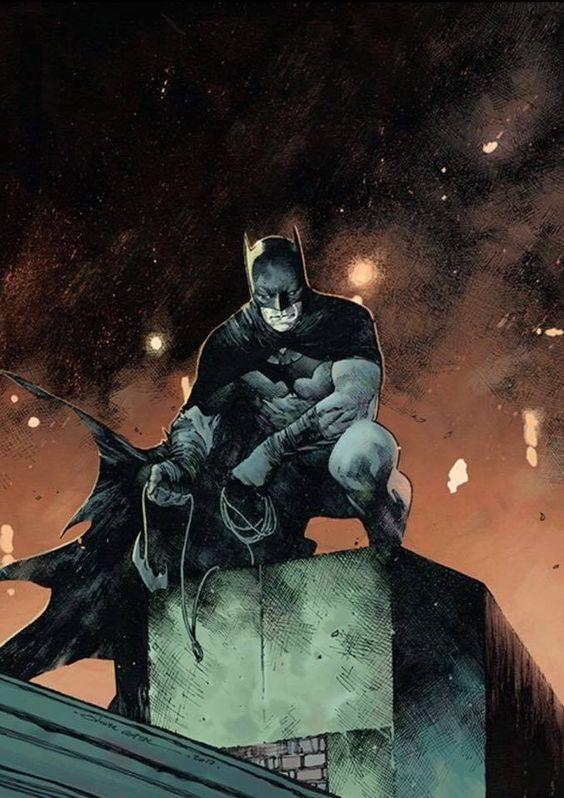 poderes de batman