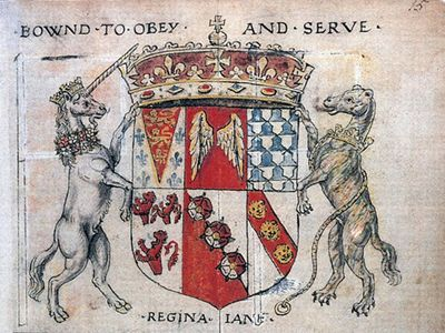 Queen Jane Seymour's Arms