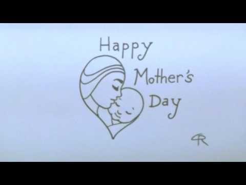 رسم رسمة عن يوم الام Yahoo Image Search Results Mothers Day Drawings Step By Step Drawing Mothers Love