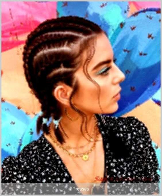 30+ Coiffure indienne tresses inspiration