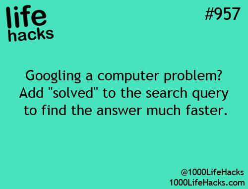 Life Hacks #957